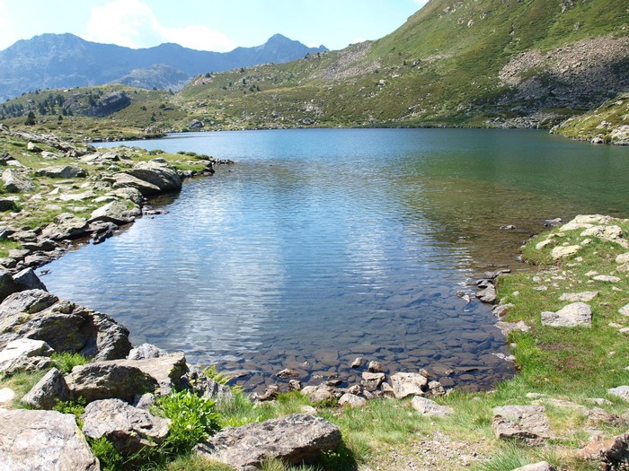 Photo of  Volta als Estanys de Tristaina(Andorra).